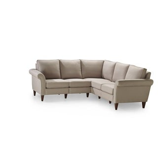 Pippa Bisque 2-corner 2-sectional Sofa
