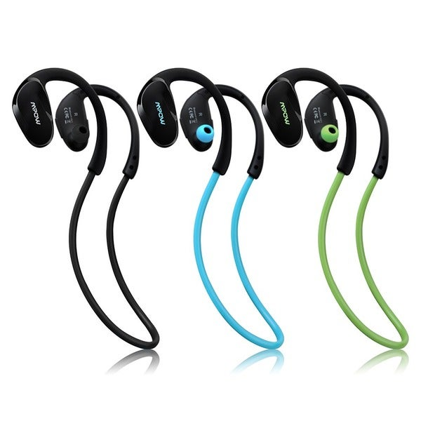 Mpow Cheetah Bluetooth V4.1 Nano-coating Sweatproof Sport Headphones 15502605