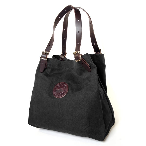 Duluth Pack Cotton Canvas Market Tote Bag