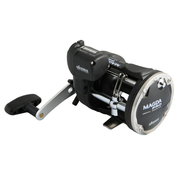Magda Line Counter Reel 2 BB 5.1:1 sz15