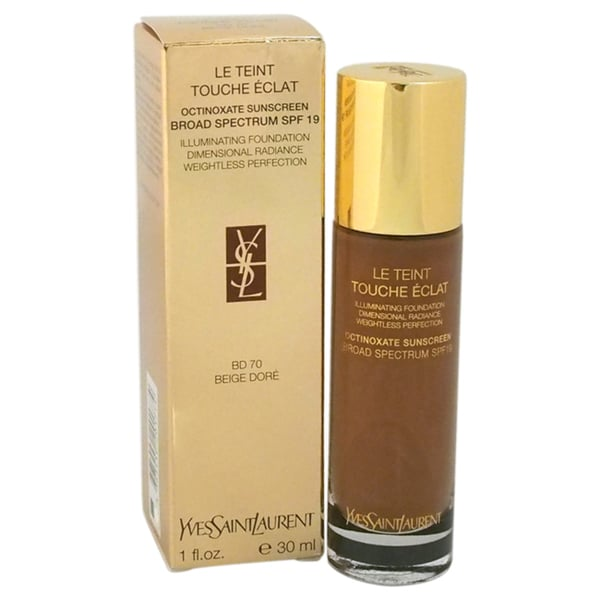 Yves Saint Laurent Le Teint Touche EClat Illuminating Beige Foundation