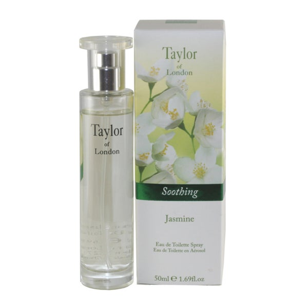 Taylor of London Taylor of London Jasmine Women's 1.69-ounce Eau de Toilette Spray