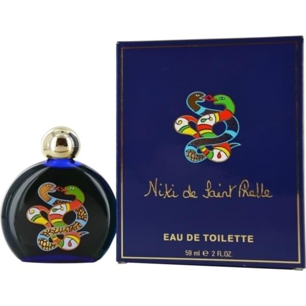 Niki de Saint Phalle Niki de Saint Phalle Women's 2-ounce Eau de Toilette Splash