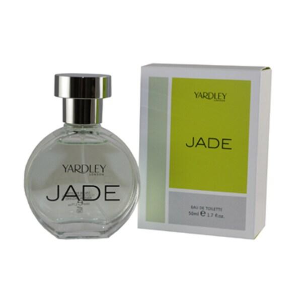 Yardley of London Yardley Jade Women's 1.7-ounce Eau de Toilette Spray
