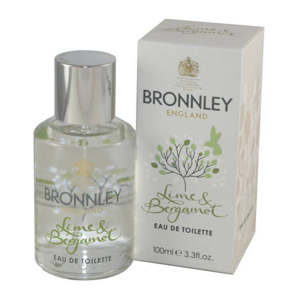 Bronnley England Lime & Bergamot Women's 3.3-ounce Eau de Toilette Spray