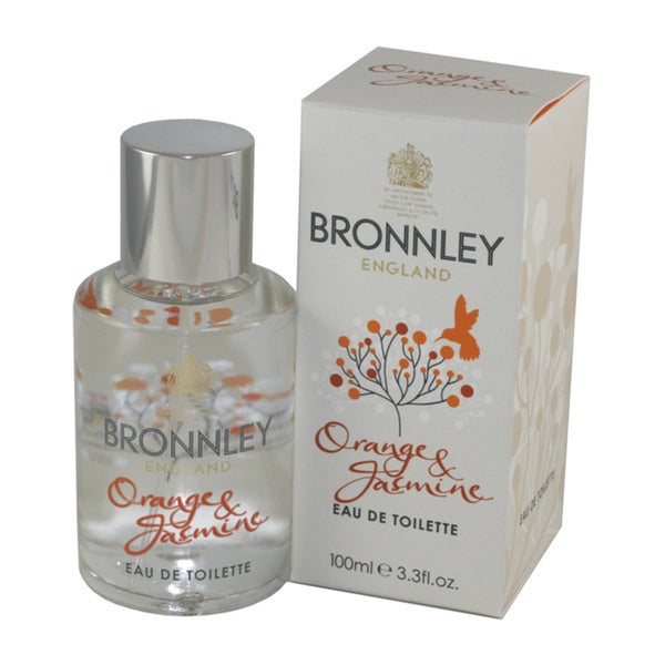 Bronnley England Orange & Jasmine Women's 3.3-ounce Eau de Toilette Spray