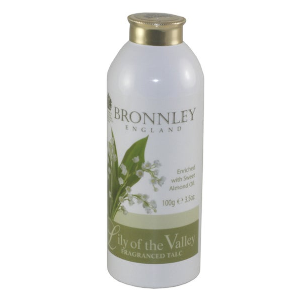 Bronnley England Bronnley Lily of The Valley Women's 3.5-ounce Fragrance Talc