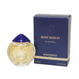 Boucheron Boucheron Women's 0.15-ounce Eau de Parfum Miniature