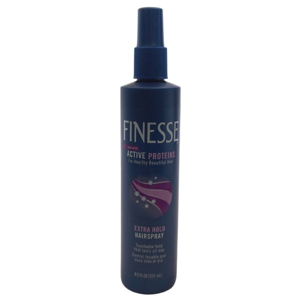 Finesse Self Adjusting Extra Hold 8.5-ounce Hairspray
