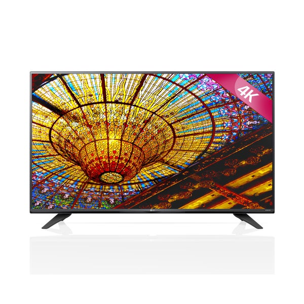 LG 43UF7600 43-inch 4K UHD 120Hz Smart LED HDTV with webOS 2.0