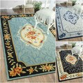 nuLOOM Handmade Modern Floral Rug (7'6 x 9'6)