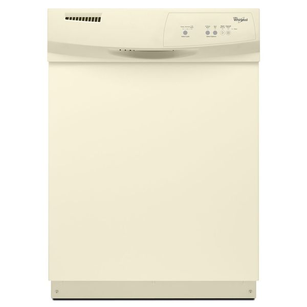 Whirlpool Full Console Dishwasher