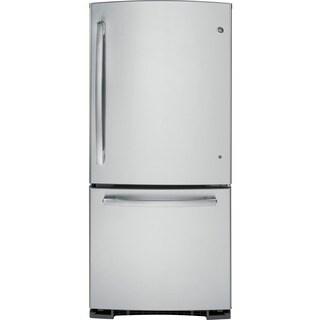 GE 20.3 Cubic Feet Bottom Freezer Refrigerator
