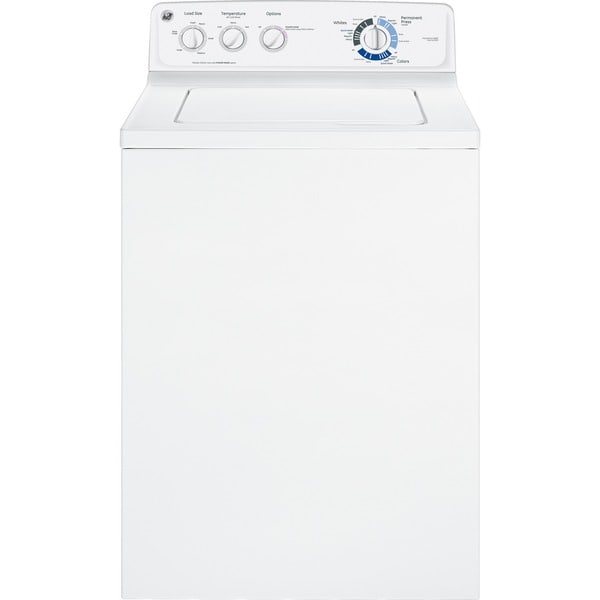 GE Top Load Washer & Dryer Pair
