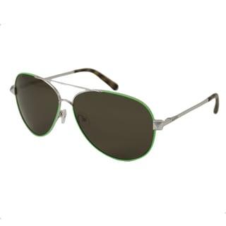 Valentino Women's V117S Aviator Sunglasses