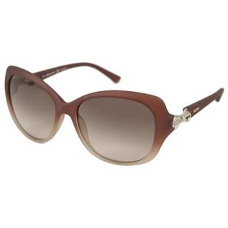 Valentino Women's V639S Rectangular Sunglasses
