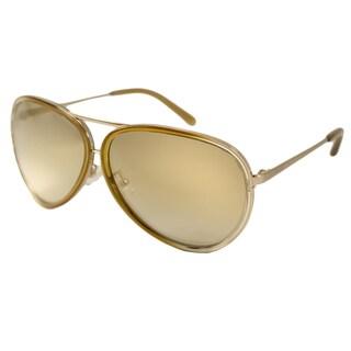 Calvin Klein Women's CK7333S Aviator Sunglasses