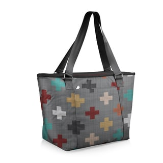 Picnic Time Pixels Collection Hermosa Cooler Tote