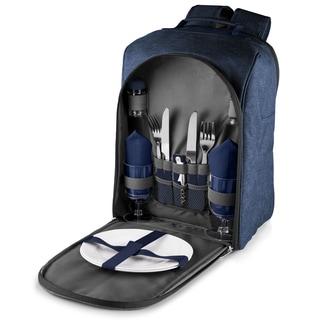 Picnic Time Navy Colorado Picnic Backpack