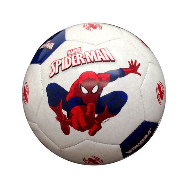 Spider-Man Soccer Ball Size 4
