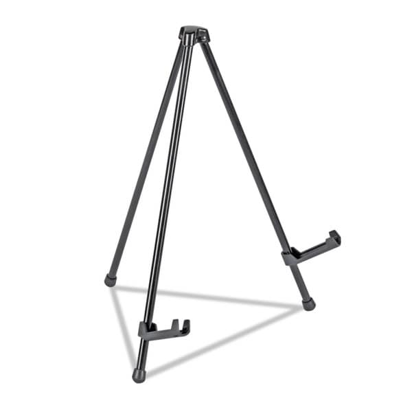 Universal Black Portable Tabletop Easel (Pack of 3)