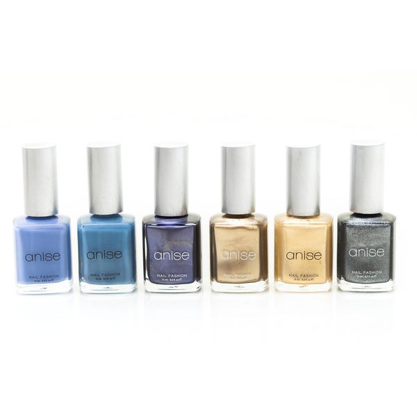 Anise Nail Polish Assortment