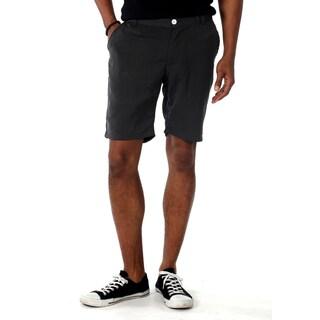 Something Strong Men's 'Something Northfork' Shorts in Charcoal