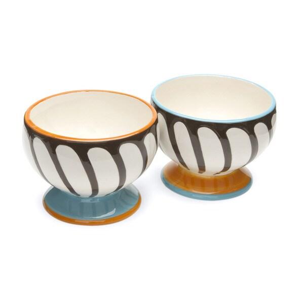 La Cote Blue Brle Dessert/Soup Bowl (Set of 2)