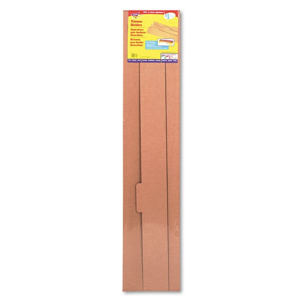 TREND File 'n Save System Trimmer Storage Box Dividers (5 Packs of 3)