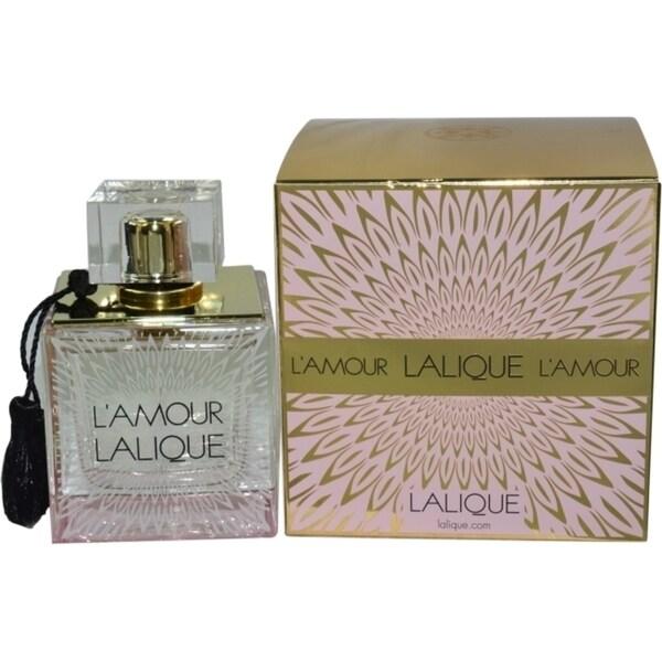 Lalique Lamour Lalique Women's Eau de Parfum Spray