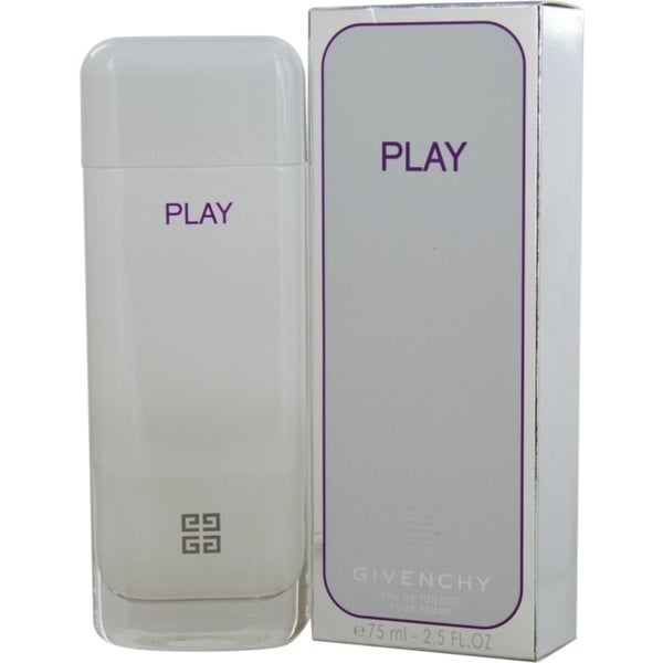 Givenchy Play Women's Eau de Toilette Spray