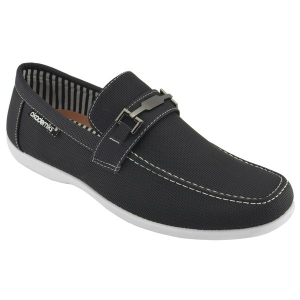 Akademiks Men's Buckled Casual Shoes
