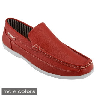 Akademiks Men's Slip-On Loafers