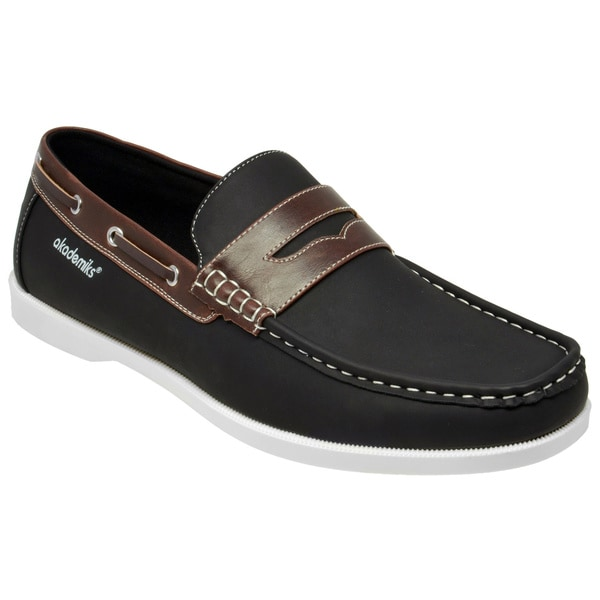 Akademiks Men's Slip-On Casual Shoes