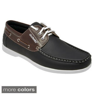 Akademiks Men's Mick Boat Shoes