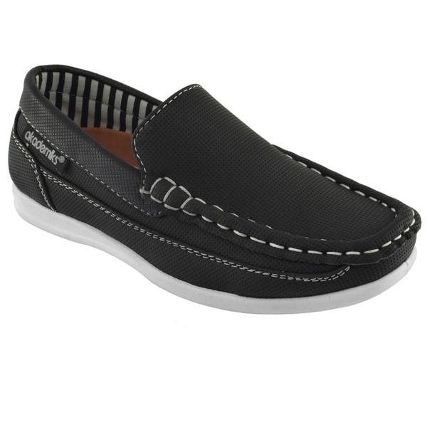 Akademiks Junior Boys' Slip-On Loafers