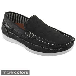 Akademiks Junior Boys' Peter Slip-On Loafers