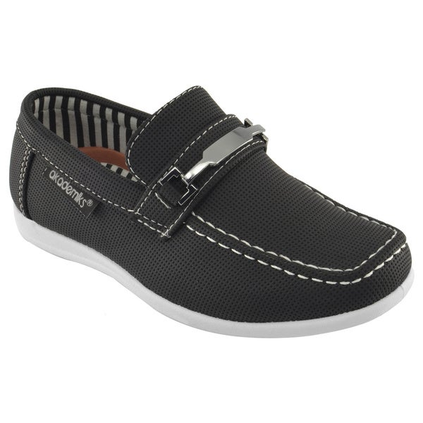 Akademiks Junior Boys' Buckled Casual Shoes