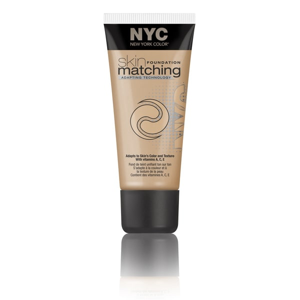 NYC Skin Matching Foundation (Pack of 2)