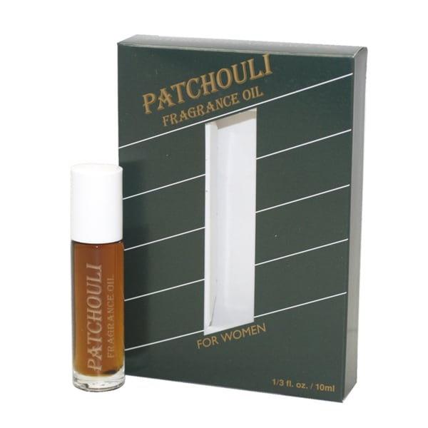 Great Pretenders Patchouli Women's 0.33-ounce Fragrance Oil