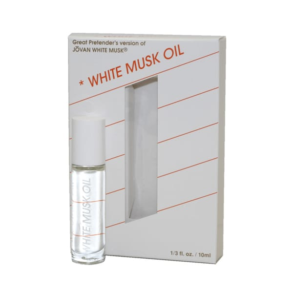 Great Pretenders White Musk Women's 0.33-ounce Oil