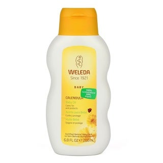 Weleda Calendula 6.8-ounce Baby Oil