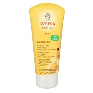 Weleda Baby Calendula 6.8-ounce Shampoo And Body Wash