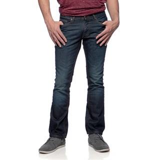 Riff Stars Men's Indigo Wash Blue Jeans