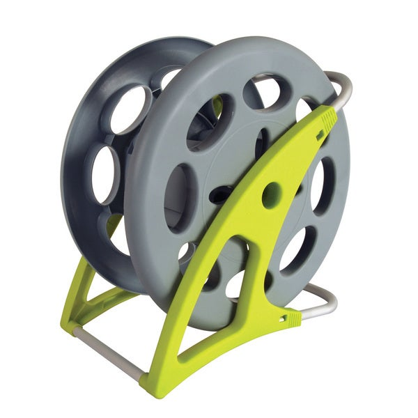 GEOS Portable Swimming Pool Vacuum Hose Storage Reel