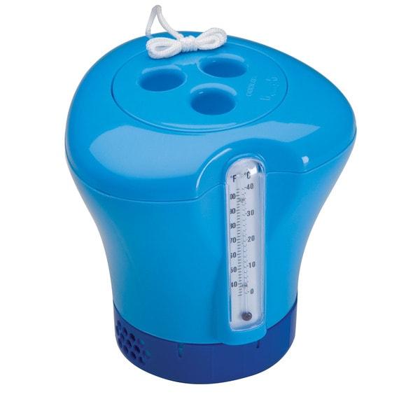 Ocean Blue Chemical Dispenser/Thermometer Combo