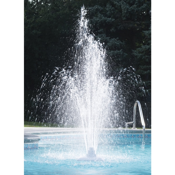 Ocean Blue Grecian Fountain