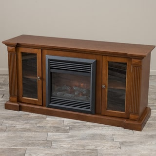 Christopher Knight Home Neville Electric Entertainment Console Fireplace