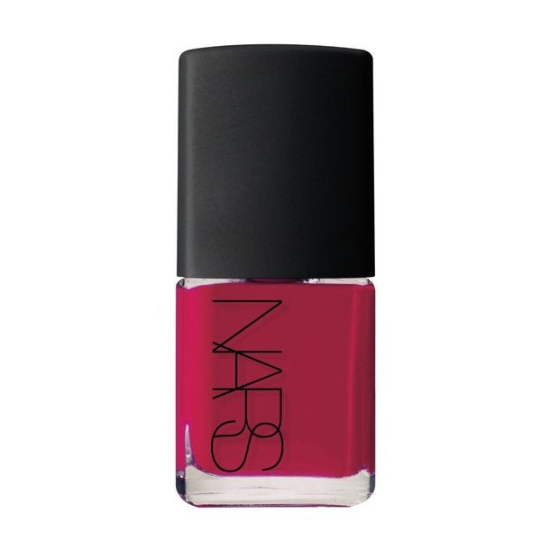 NARS Nail Polish Follow Me Deep Fuchsia