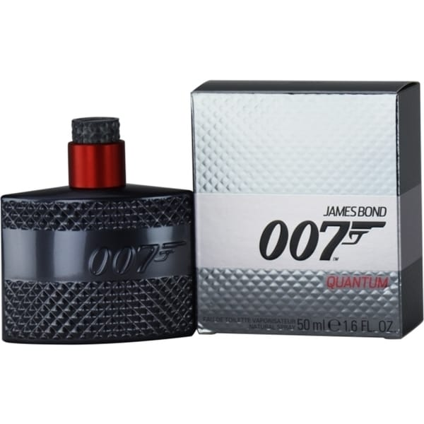 James Bond 007 Quantum Men's 1.7-ounce Eau de Toilette Spray